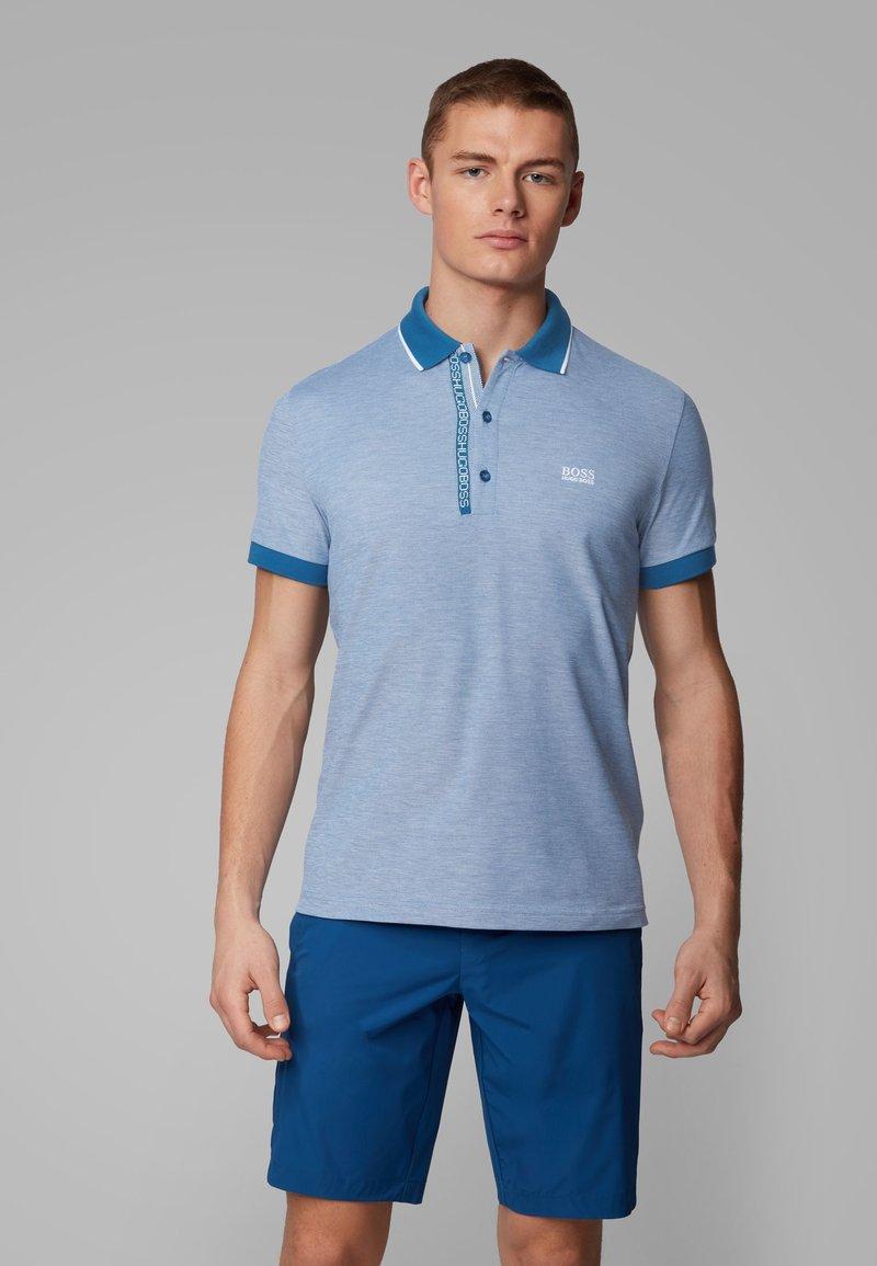 BOSS - PAULE 4 - Poloshirts - blue