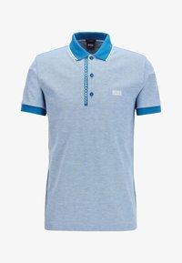 BOSS - PAULE 4 - Poloshirts - blue - 4