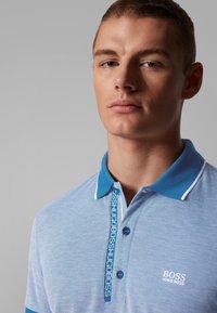 BOSS - PAULE 4 - Poloshirts - blue - 3