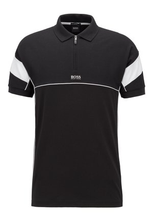 PHILIX - Polo shirt - black