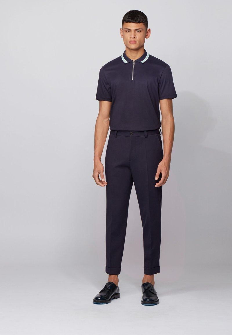 BOSS - PARAS 06 - Polo shirt - dark blue