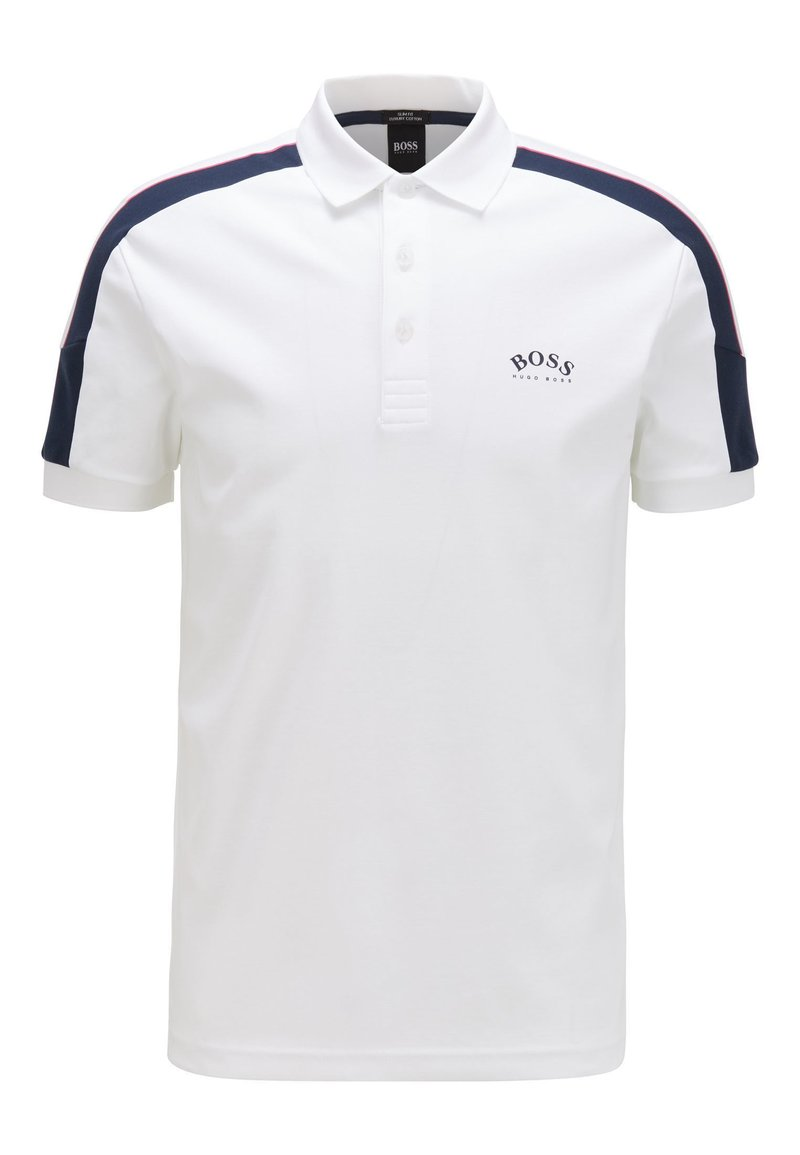 BOSS - PAULE 1 - Polo - white