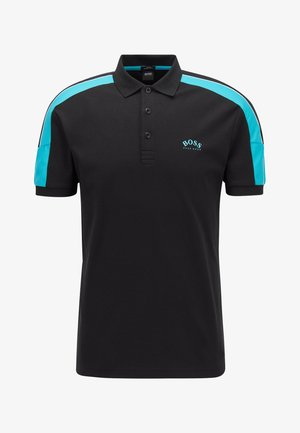 PAULE 1 - Polo shirt - black