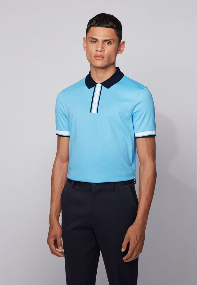 PHILLIPSON - Polo - turquoise