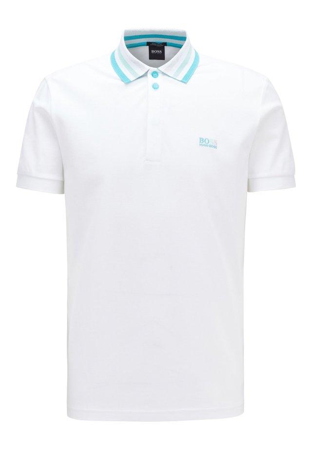 PADDY 1 - Polo - White