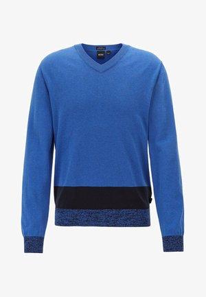 JASTOR - Sweatshirt - blue