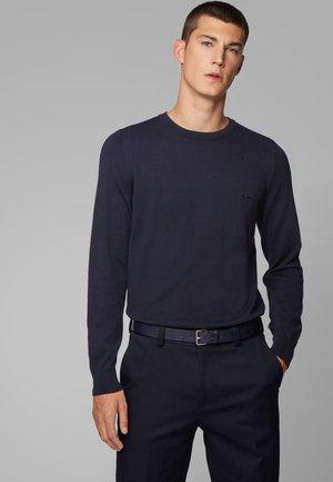 PACAS - Strikpullover /Striktrøjer - dark blue