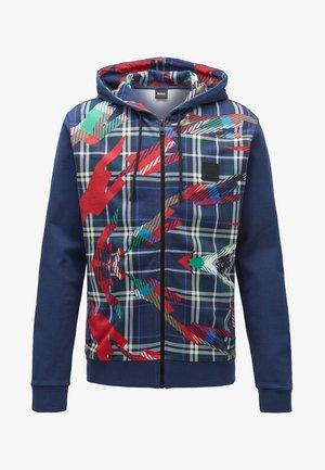 ZIFY - Zip-up hoodie - red