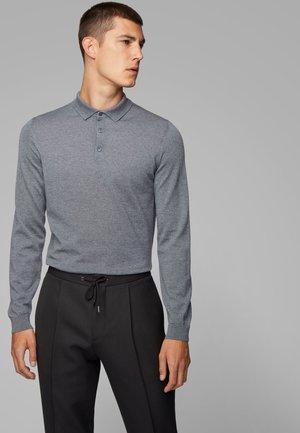 LUMBERTO - Polo - grey