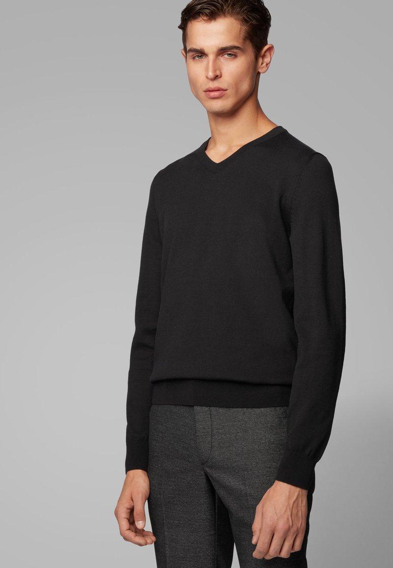 BOSS - PACELLO - Sweatshirt - black