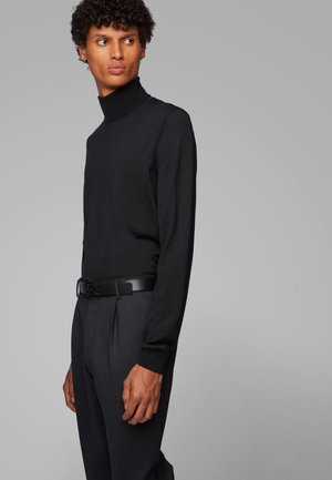 GIDEO - Pullover - black