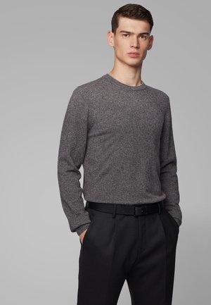 GAVENO - Jumper - open grey
