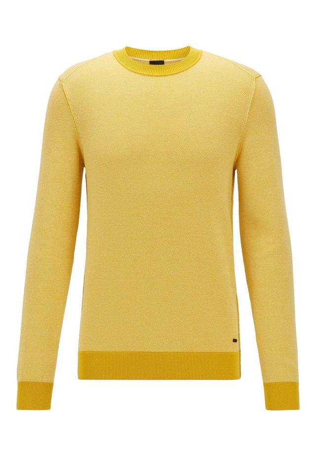 KOSUMI - Pullover - yellow