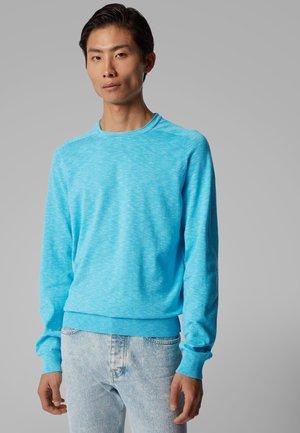 KABIRO - Jumper - turquoise