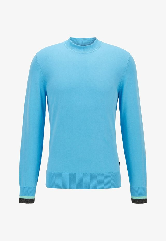 IFEO - Strickpullover - turquoise