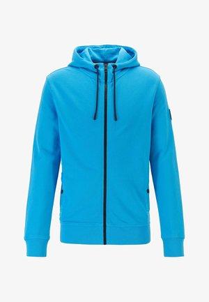 ZOUNDS - Zip-up hoodie - blue
