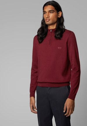 PADRO-L - Jumper - dark red