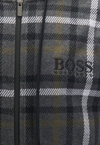 BOSS - Hoodie met rits - gray - 1
