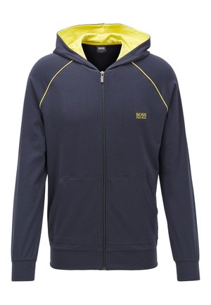 MIX&MATCH - Zip-up hoodie - open blue