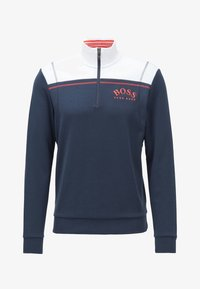 BOSS - SWEAT - Felpa - dark blue - 3