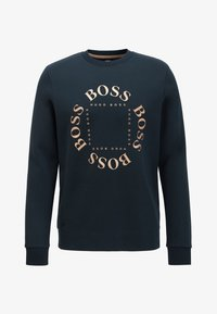 BOSS - SALBO CIRCLE - Sweatshirts - dark blue - 3
