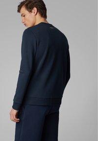 BOSS - SALBO CIRCLE - Sweatshirts - dark blue - 2