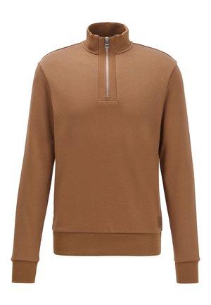 SIDNEY 22 - Sweatshirts - dark brown