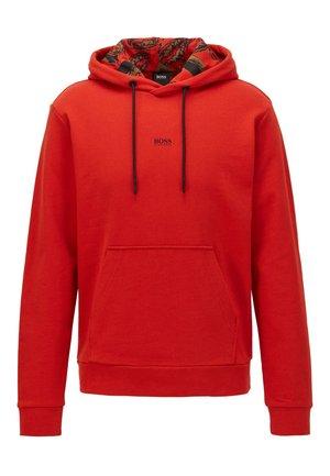 WKAPOK - Sweatshirt - dark orange