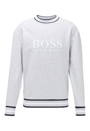 HERITAGE SWEATSHIRT - Sweatshirt - grey