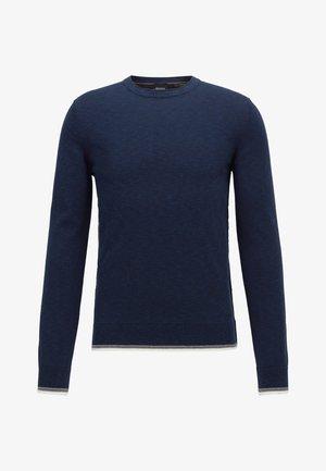 KHABLIS - Strickpullover - dark blue
