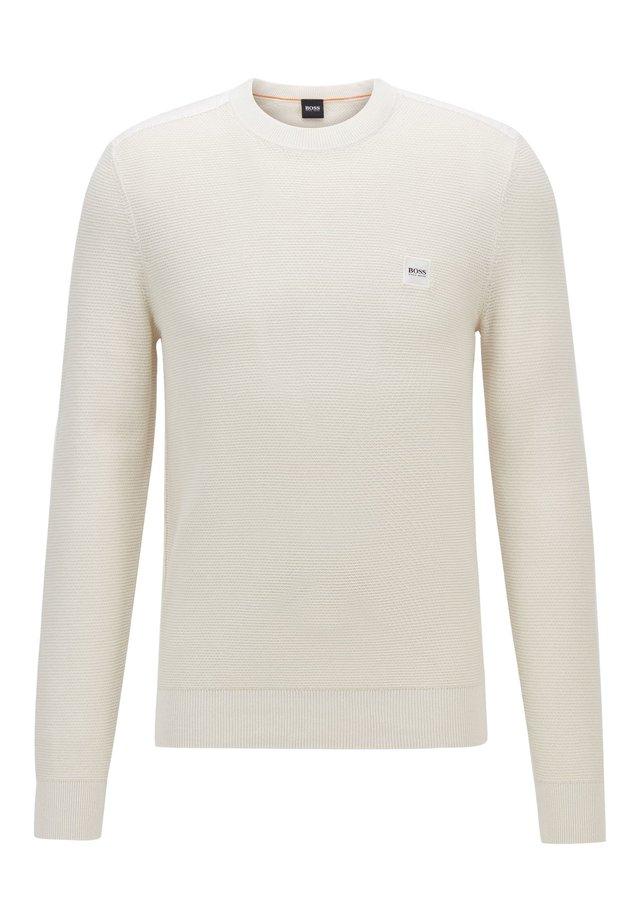 AMPAGNE - Sweatshirt - light beige