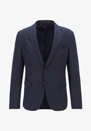 Blazer jacket - dark-blue