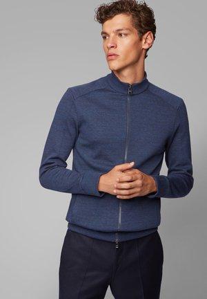 SHEPHERD - veste en sweat zippée - dark blue