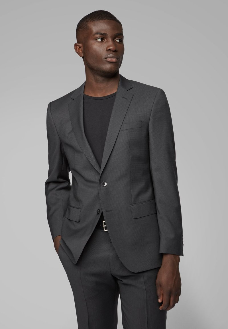 BOSS - Suit - black