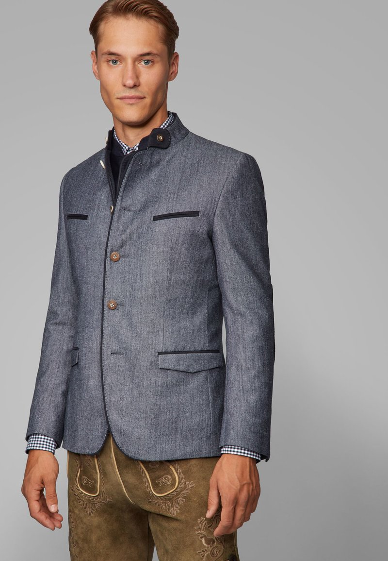 BOSS - MAXIMILIAN - Blazer jacket - dark blue