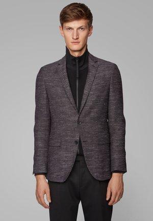 NASLEY - Blazer jacket - anthracite