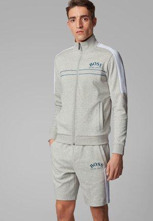 SKAZ - Zip-up hoodie - light grey