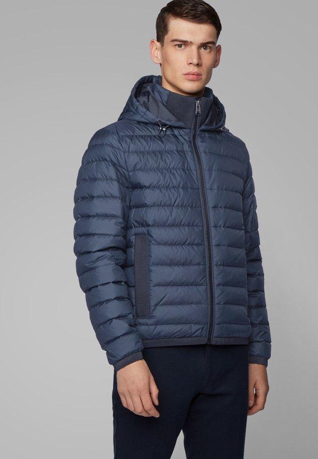 DAWOOD - Down jacket - dark blue