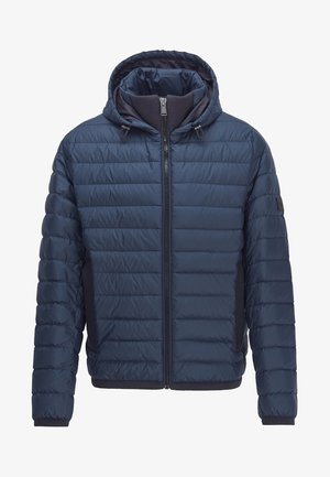 DAWOOD - Down jacket - dark blue