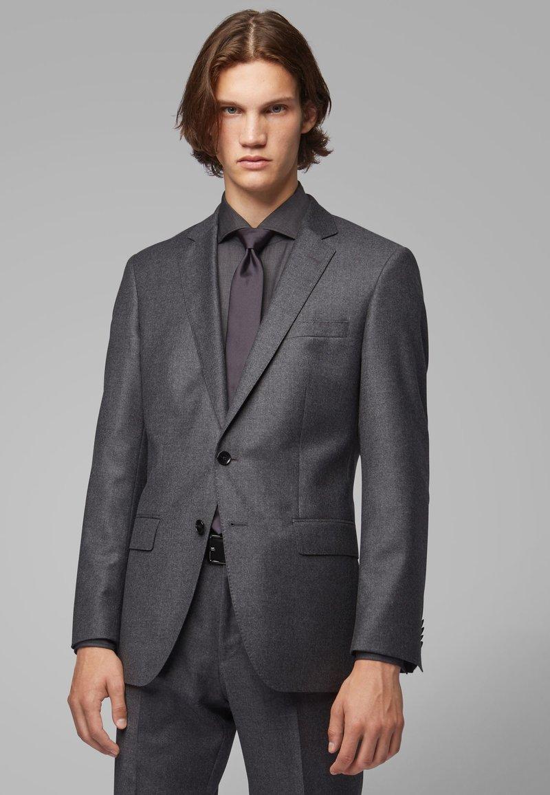 BOSS - Blazer - dark grey