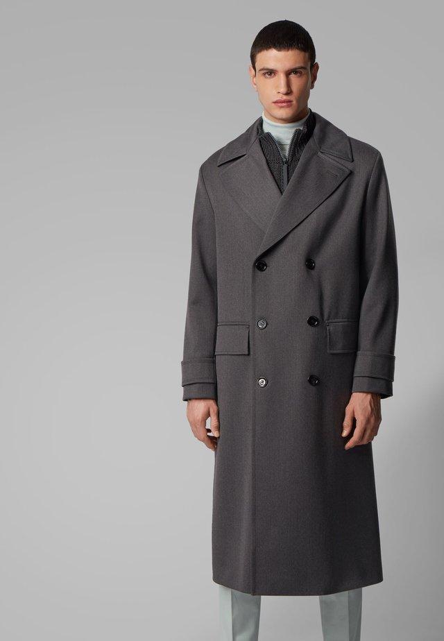 NIKK - Classic coat - dark grey