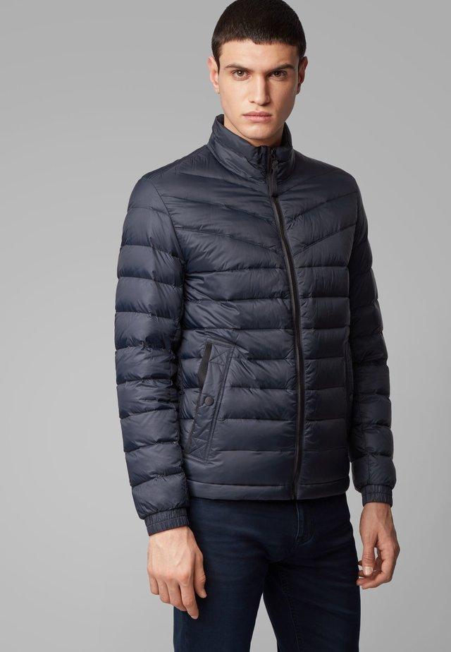 OLIDO - Down jacket - dark blue