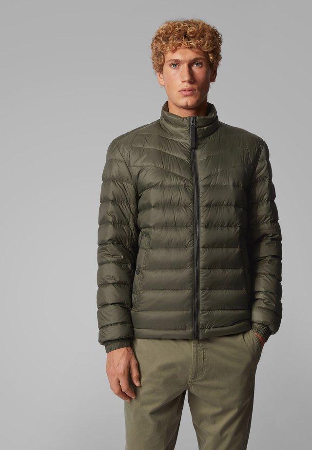 OLIDO - Down jacket - open green