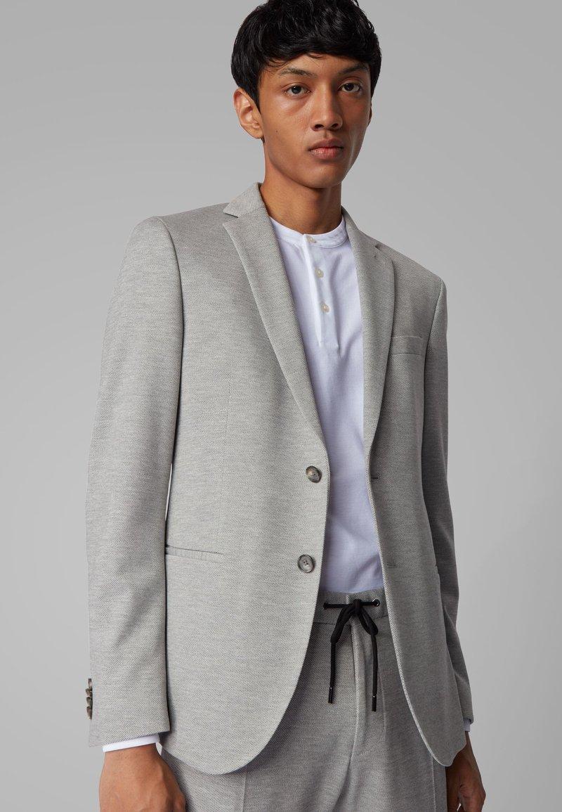 BOSS - NORWIN4-J - Blazer jacket - grey