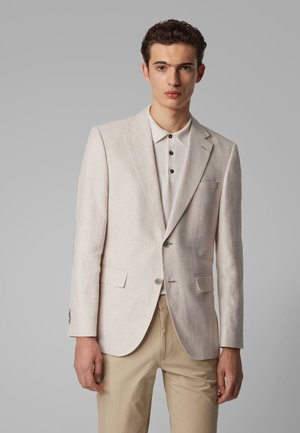 JESTOR4 - Blazer jacket - light beige