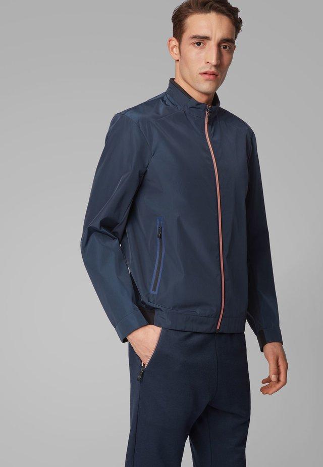 J_LASER - Light jacket - dark blue