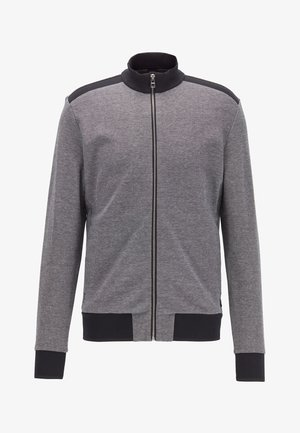 SHEPHERD 25 - veste en sweat zippée - black
