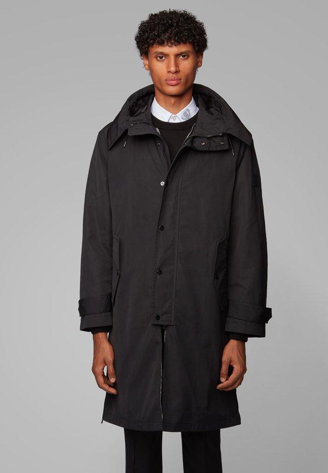 CELTON - Winter coat - black
