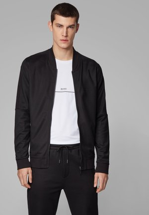 SKARLEY - Bomber Jacket - black
