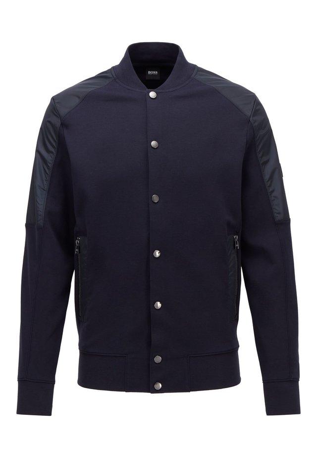 SKILES  - Bomber Jacket - dark blue